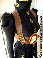 Clock Harness and Coat by ByKato
