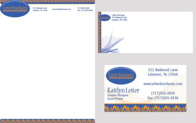 Leiter Brochures Stationary by fartoolate