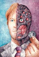 Harvey Two - Face by FerPeralta