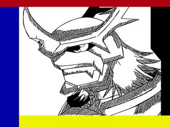 imperialdramon fighter mode (FM) by demongaro