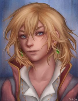 Howl by Anadia-Chan