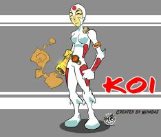 Koi from Team T.S. by Numbaz