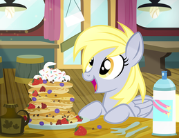 National Pancake Day by PixelKitties