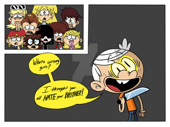 The Loud House: Bill Cipher's New Puppet (Preview) by ArtIsMyMarc