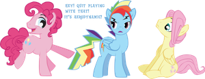 And One Makes Three by Trotsworth