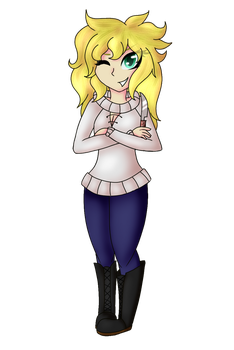 [Art Trade] ~ Raven Doyle (2/5) by couchpotato77