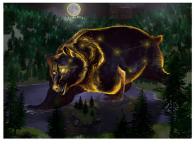 Ursa Major by Nixhil