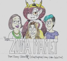 Zosia Mamet Tribute by CelmationPrince