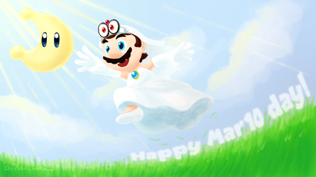 SMB_Happy Mar10 day by Chivi-chivik