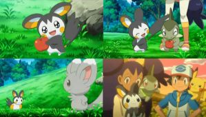 Pokemon BW: Emolga Screenshots