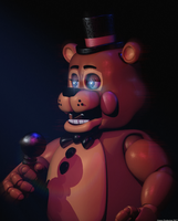 FNAF2 - Toy Freddy by GamesProduction