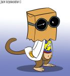 Casual No-Pants Fridays For Dr. Flug by Monkey-Scientist