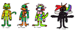 Fnaf adopts!! Cheap -- Batch 3 (Closed,see below) by SonicLover1523