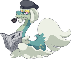 Drampa the Grampa.
