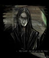 I Have a Problem, Severus by Vizen