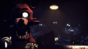 They Awaken at Night (fnaf sfm) by JR2417