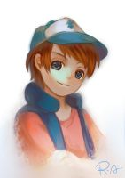 Doodle Dipper by Hanh-Chu