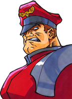 Street Fighter Alpha: M.Bison by GrannyandStu