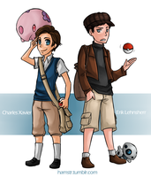 XMFC: As Pokemon Trainers