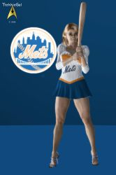 2014 New York Mets by TrekkieGal