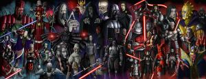The Sith Lords by mr-sinister2048