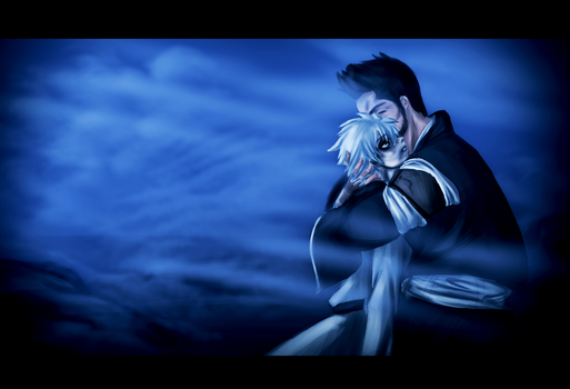 Reunion ~ Isshin and Toshiro by hermione2411
