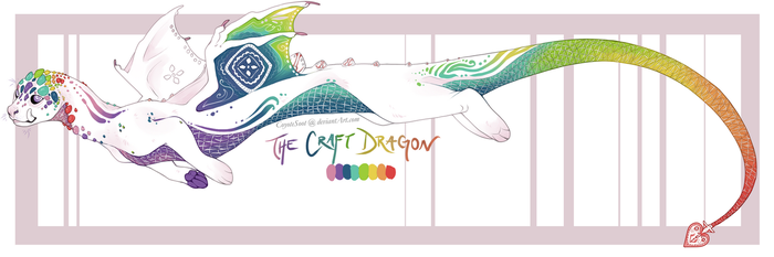 The Craft Dragon by CoyoteSoot