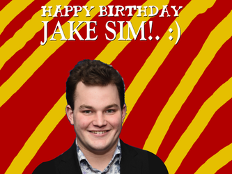 Happy Birthday Jake Sim! by Nolan2001