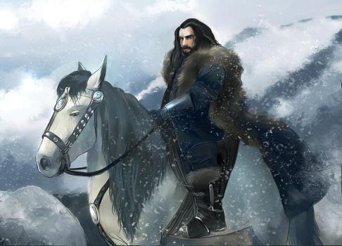 Thorin 3 by Everybery