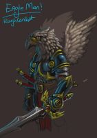 Wing Warrior by MightyMoose