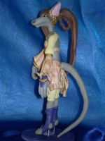Final Fantasy IX - Rat Dancer by dragonwings83