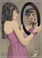 Girl In The Mirror by setSET08