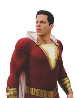 Shazam - Transparent by Asthonx1