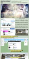 3D background Tutorial by yuumei