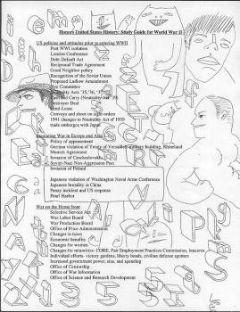 study guide by rockitlikeahurricane