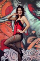 Pin-up by fae-photography