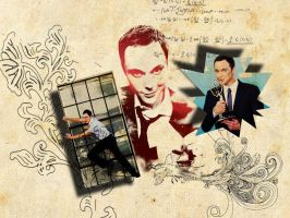 Jim Parsons Be your genious by IchiOfTheRainbow