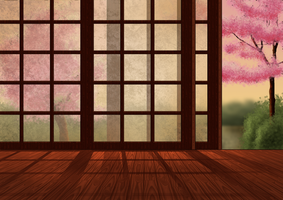 Free Japanese Background by SweetLittleVampire