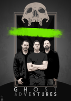 Ghost Adventures Poster by ejtworks