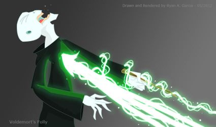Voldemort's Folly by R3dF0x