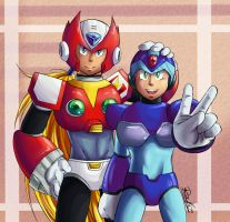Duo Eterno by RocK-xz