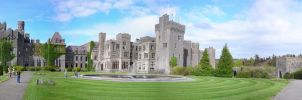 Ashford Castle by zertrin