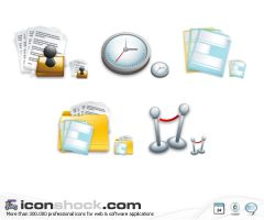 Banking Stuff Vista icons WIN by Iconshock