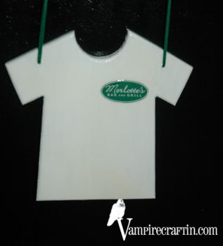 Merlotte's Bar Shirt by VampireCraftin
