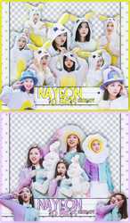 [SHARE RENDER] PACK PNGS NAYEON by NeilRoy