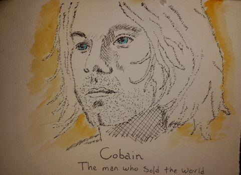Cobain by Ophiuchoos