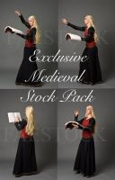 Exclusive Medieval Stock Pack by faestock