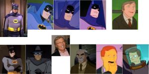 Tribute to the late Adam West by JDayton