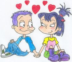 Tommy and Kimi Happy Together by nintendomaximus