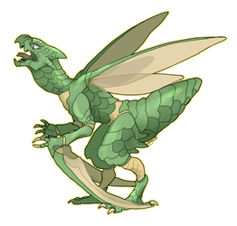 Scyther by corycatte